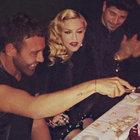 Mert Alaş'ın doğum gününe Madonna da katıldı
