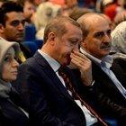 Cumhurbaşkanı Erdoğan 28 Şubat sunumunda gözyaşlarını tutamadı