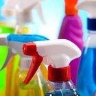 Ev temizliğinde kullanılan kimyasal ürünler ölüme davetiye çıkarıyor