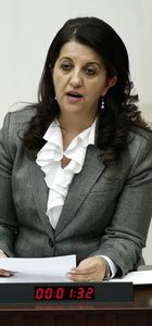 HDP Grup Başkanvekili Pervin Buldan: İç güvenlik paketiyle ilgili bazı değişiklikler yapılacaktır