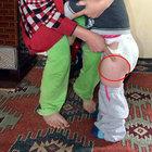 Kayseri'de Valide Hasanova iki çocuğuyla yaşam mücadelesi veriyor