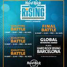 Hard Rock Rising için jüri önünde yarışacak isimler belli oldu