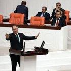 İçişleri Bakanı Efkan Ala hakkında verilen gensoru önergesine ret