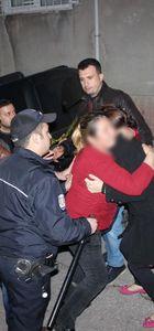 Kahramanmaraş'ta rehine operasyonu