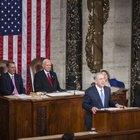 İsrail Başbakanı Netanyahu ABD Kongresi'nde konuştu