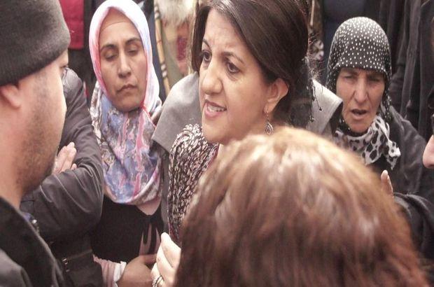 """""""Ben Öcalan'la görüşüyorum, sen pankartın açılmasına izin vermiyorsun"""""""