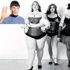 """Leonard Nimoy'un """"obez revü kadınları"""" fotoğrafları sergi oluyor"""