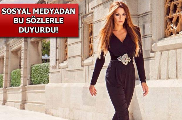 Türkiye güzelinden flaş karar!