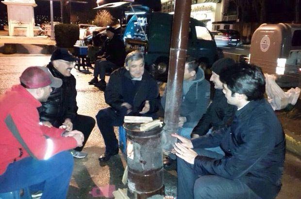 Abdullah Gül'e sürpriz davet