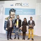 Mıxx Awards Türkiye 2014 ödülleri sahiplerini buldu