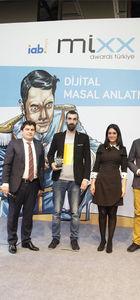 Mıxx Awards Türkiye ödülleri verildi