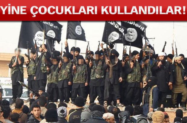 IŞİD, o görüntüleri paylaştı!