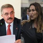 MHP-Hülya Avşar polemiği büyüyor
