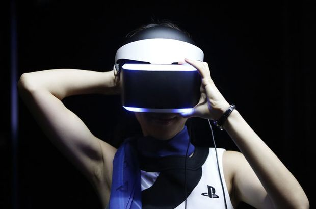 Playstation, Sony, Project Morpheus, sanal gerçeklik