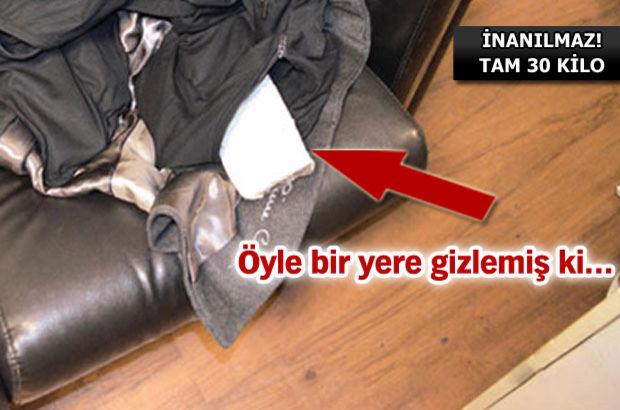 Atatürk Havalimanı'nda yakalandı