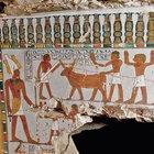 Mısır'da Amenhotep'e ait 3 bin yıllık lahit bulundu