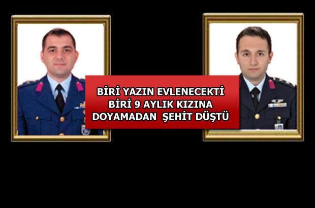 Konya'da D��en U�a��n Pilotlar�n Baba Oca��na Ate� D��t�
