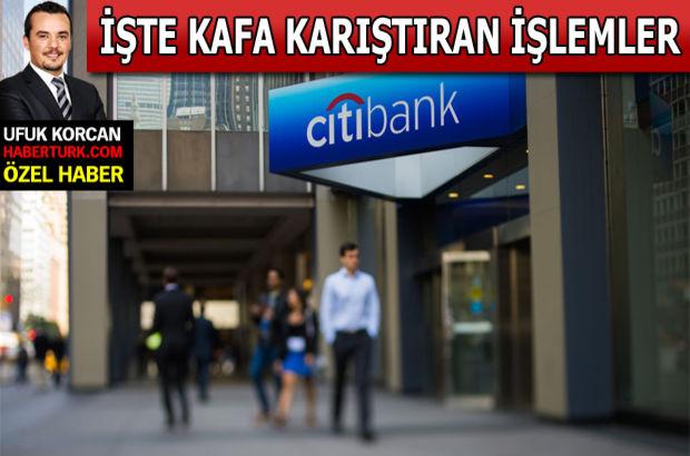 Akbank'ı satmadan 'kısa' süre önce Citi'ledi!