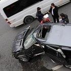 Ferdi Tayfur'un yeğeni ile reklam oyuncusu kaza geçirdi!