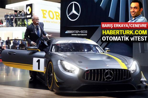 Mercedes Benz yeni yıldızlarını Cenevre'de tanıttı