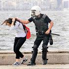 Bilirkişi raporu: Saçı çekilen kız Gezi eylemcisi değil