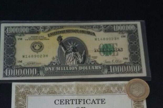 1 miljon dollar