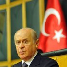 MHP lideri Bahçeli'den 3 hilalli radyo