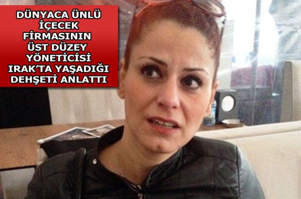 Irak şoför tecavüz Aylin Tut vişne reçeli