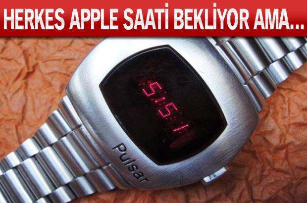 Apple Watch, Pulsar, akıllı saat, Apple