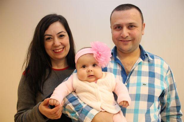 15 yıllık evli çift 2008'de dondurulan embriyolarının 6 yıl sonra çözdürülüp transfer edilmesiyle bebek sahibi oldu