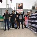 Tacik muhalif lider son yolculuğuna uğurlandı