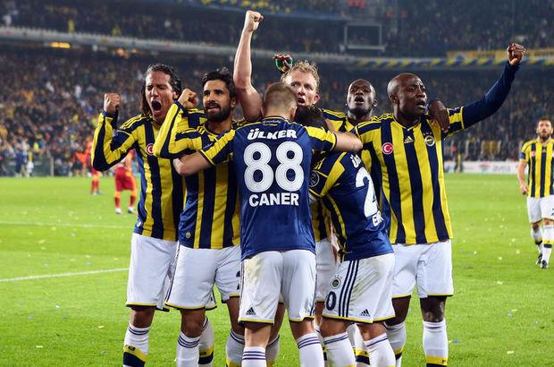 Galatasaray Fenerbahçe Şükrü Saracoğlu Stadı