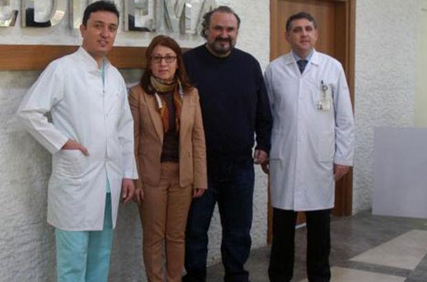 """Türk Pavarotti"" ameliyat oldu"