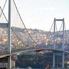 Boğaziçi Köprüsü'nde 2 ay trafik eziyeti başlayacak