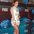 Jennifer Lopez'den mini şov!
