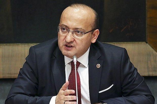 Yalçın Akdoğan: İç Güvenlik Paketi konusunda geri adım yok