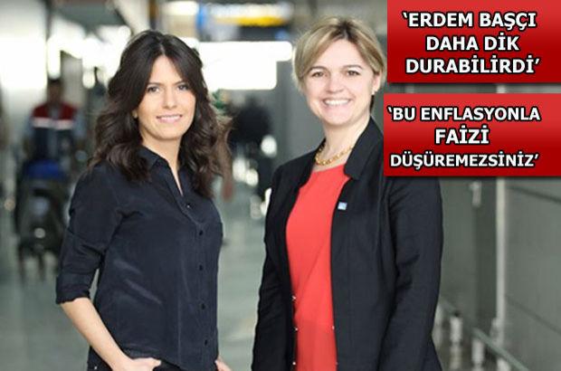 CHP ekonomi politikalarından sorumlu Genel Başkan Yardımcısı Selin Sayek Böke, Kübra Par'a konuştu
