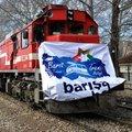 Barış treni 'raydan çıktı'