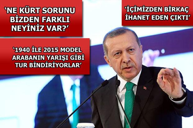 Cumhurbaşkanı Recep Tayyip Erdoğan, Balıkesir Ekonomi Ödülleri'nde önemli açıklamalar yaptı