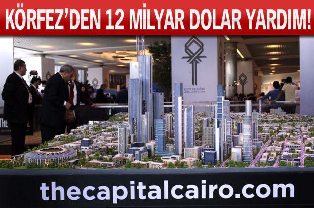 Mısır yeni başkent inşa ediyor
