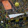 Karnaval değil protesto