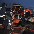 Trafik faciası:  3 ölü, 8 yaralı!