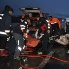 Muş'ta trafik faciası:  3 ölü, 8 yaralı!