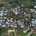 Vanuatu'da ayakta bina kalmadı