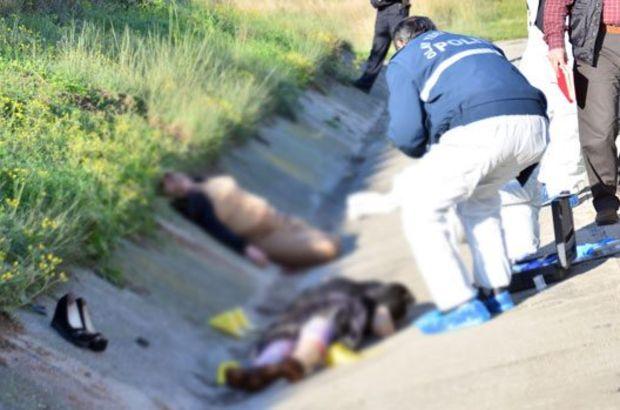 Yol kenarında bulunan anne kız cinayetinde yeni gelişme