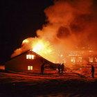 Norveç'te öğrenci kampında yangın dehşeti!