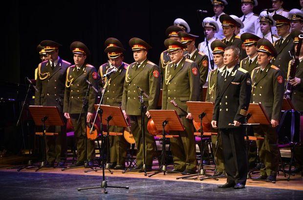 Rus Kızıl Ordu Korosu, İstanbulda konser verecek 23