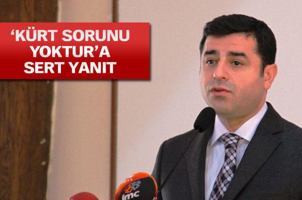 """""""Senin Kürt sorunun bitmiş olabilir çünkü senin Kürdün Mehmet Metiner'dir"""""""