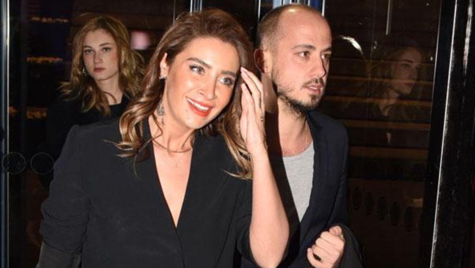 Sıla yönetmen sevgilisi Ergin Turunç'la görüntülendi