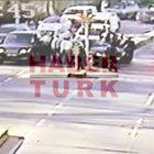 İSTİNYE'DEKİ İNFAZIN GÖRÜNTÜLERİNE HABERTÜRK ULAŞTI!
